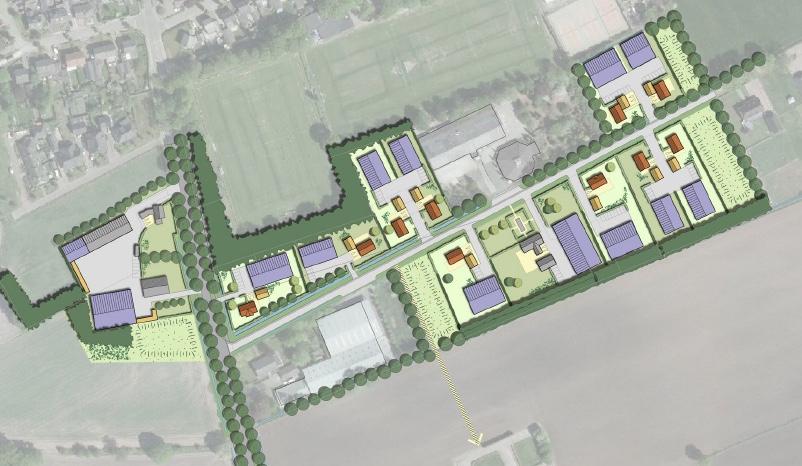 Stedenbouwkundig plan Zuid